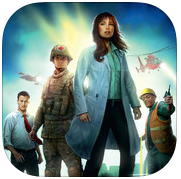 Pandemic The Board Game iPad Pandemie