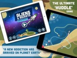 Aliens and Rockets iPad Nederlandse game