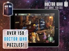 ICS Doctor Who SWYS iPad iPhone