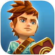 ICS Oceanhorn Game van de Week iPhone iPad