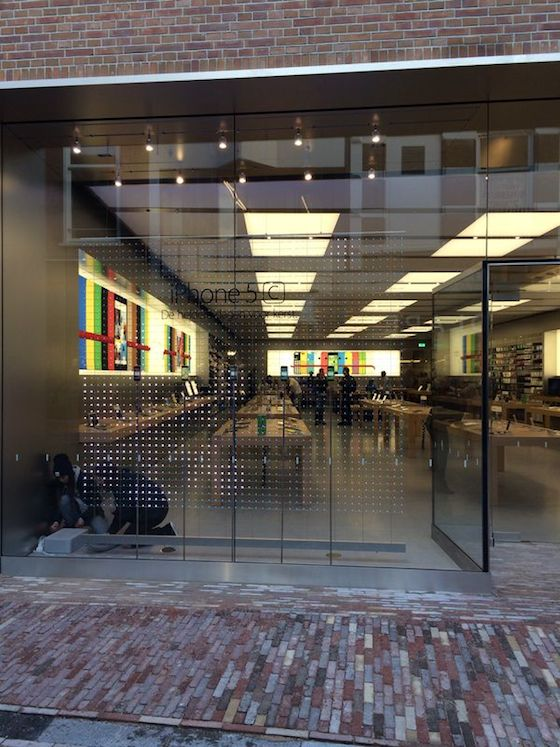 Apple Store Haarlem 2