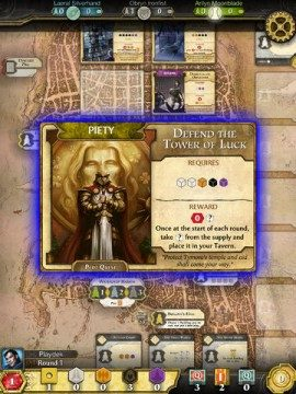 ICS Lords of Waterdeep iPad iPhone