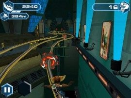 ICS Ratchet and Clank iPad iPhone