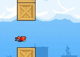 Flappy Bird-kloon Ironpants