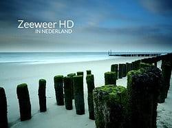 Zeeweer HD iPad strandfoto