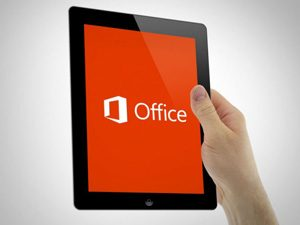 office-microsoft-ipad