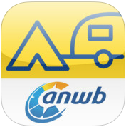 ANWB Kamperen iPhone kampeergids 2014