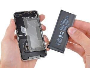 iphone batterij ifixit
