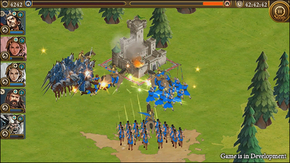 Age of Empires World Domination screenshot
