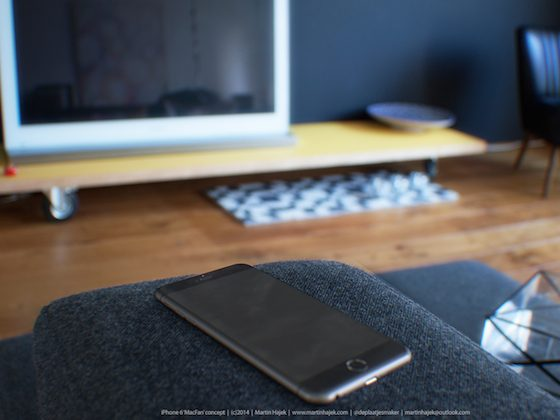 iPhone 6 concept Martin Hajek 1