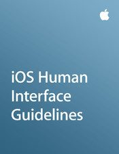 iOS human interface design