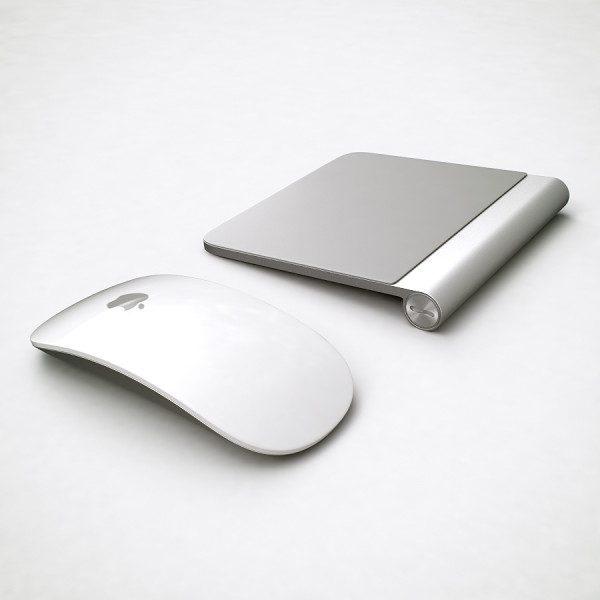 Apple gaat Touch ID integreren in Magic Mouse en Trackpad'